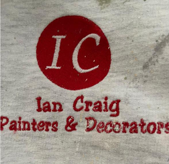 Ian Craig Painter & Decorator logo
