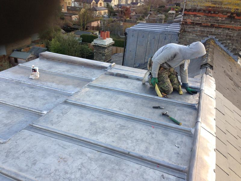 Image 6 - Lead flat roof Cambridge