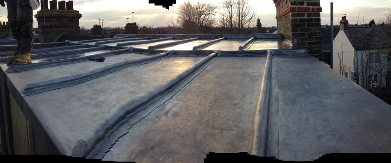 Image 7 - Lead flat roof Cambridge