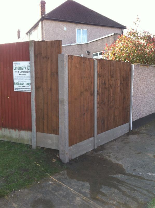 Image 117 - Fence panels