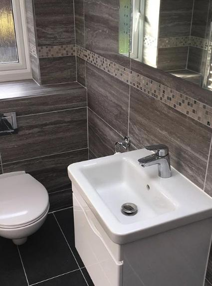 Image 94 - Here is a prime example of our attention to detail at LCA, this is a wetroom completed from start to finish on budget, and on time, this one completely exceeded our clients expectations. We've got you covered.