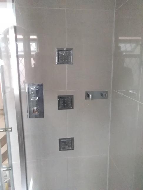 Image 2 - Shower system tiling