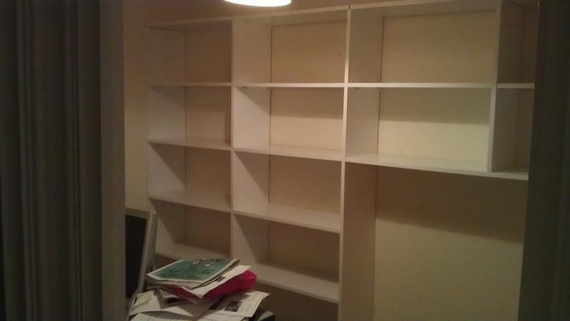 Image 17 - Made to measure shelving. Made to the customers requirements