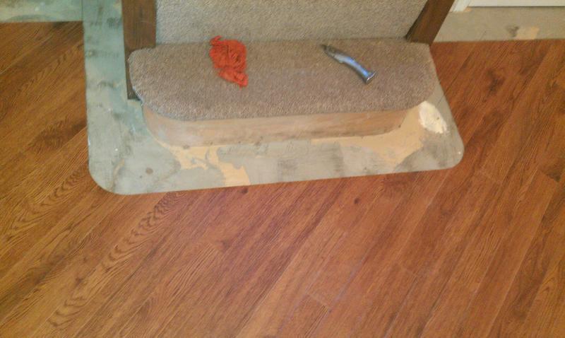 Image 43 - Karndean flooring boarder cut out.
