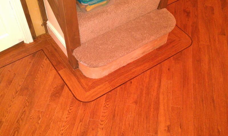 Image 44 - Boarder inserted. Designer flooring