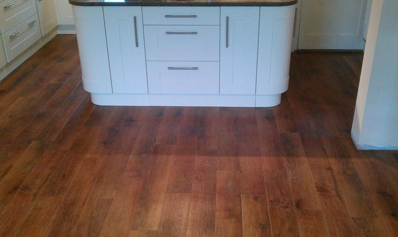 Image 45 - The finished look.. Stunning. LVT