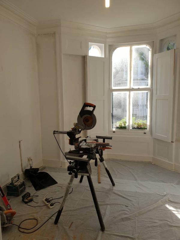Image 100 - Hallway was full refurbished.