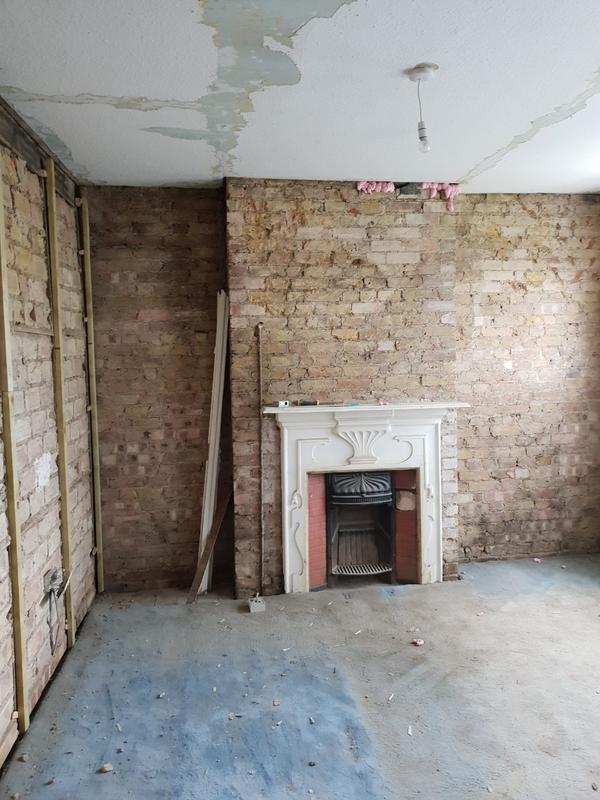 Image 85 - A three bedroom property in refurbishment.