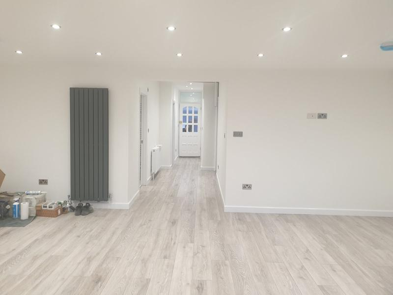 Image 2 - Extension 9×6 and three bedroom house full refurbished.