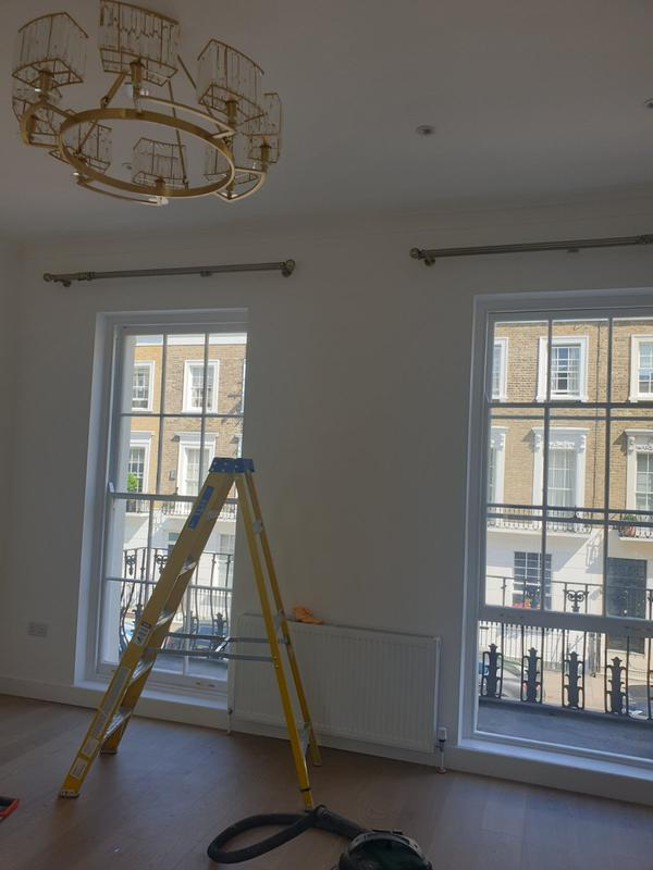 Image 19 - Two bedroom flat after refurbishment.