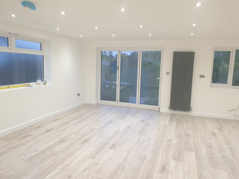 Image 3 - Extension 9×6 and three bedroom house full refurbished in Bexleyheath.