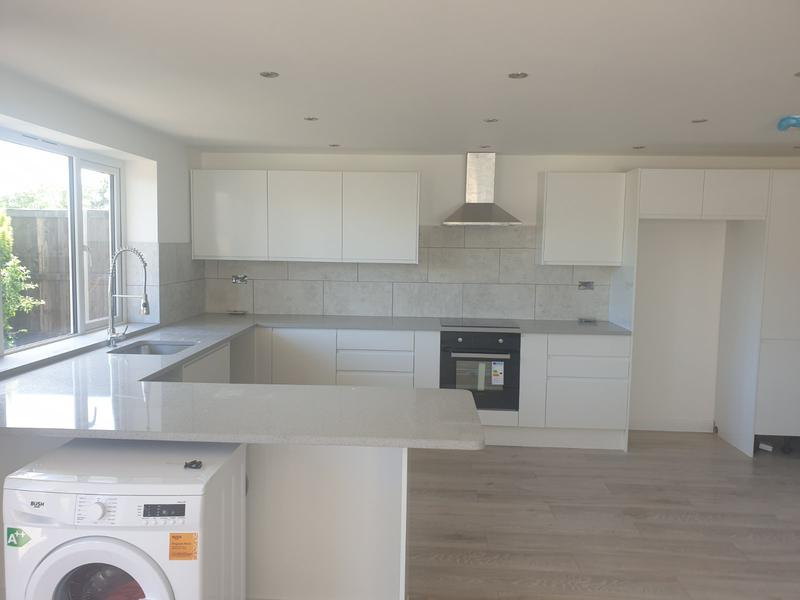 Image 15 - Extension 9×6 and three bedroom house full refurbished.