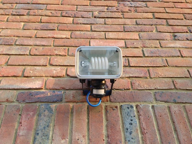 Image 14 - Low energy security lighting