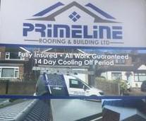 Primeline Roofing & Building Ltd logo