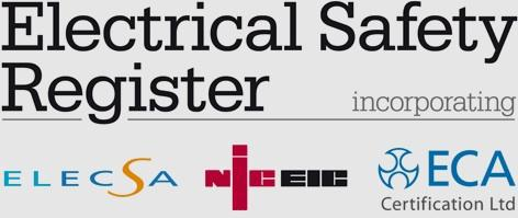 Image 9 - Herts electrical can be found on the electrical safety register.