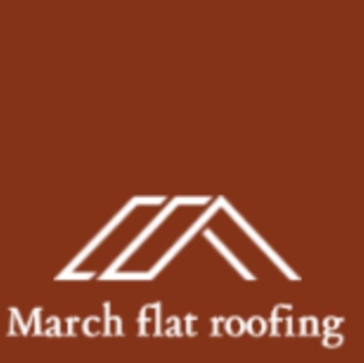 March Flat Roofing logo