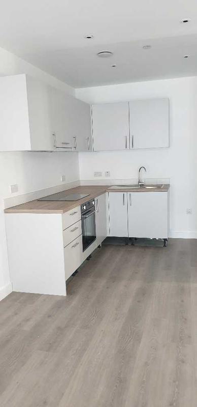 Image 13 - installation of housing association kitchen one of 180 kitchens at hammersmith