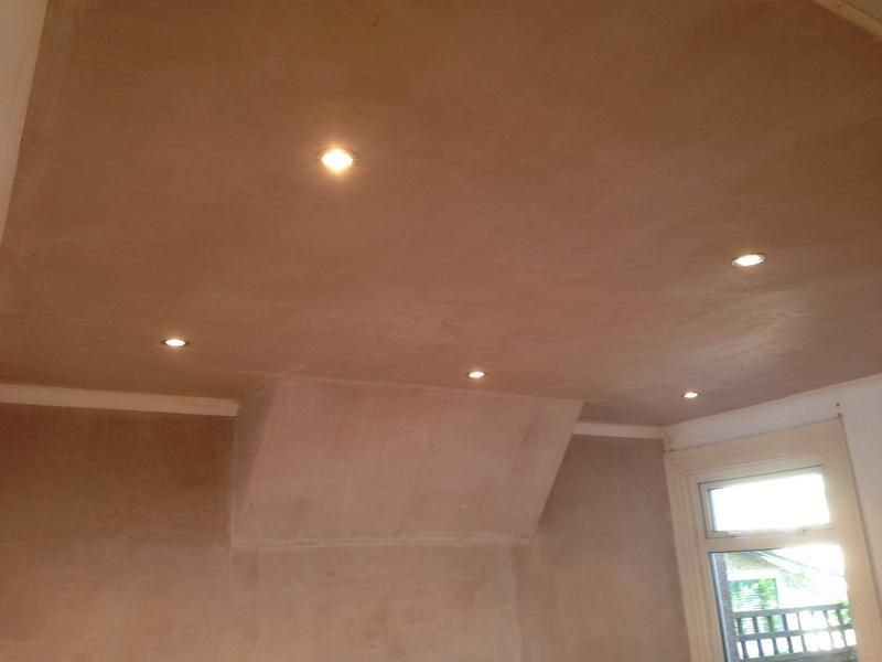 Image 17 - Fire rated downlights installed.