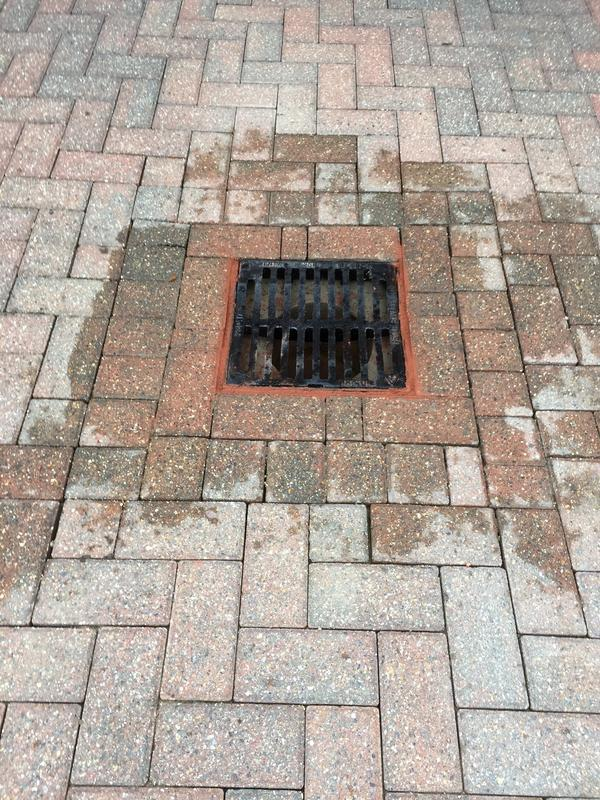 Image 9 - New heavy duty grate fitted