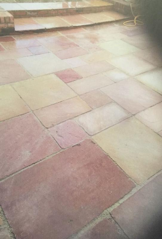 Image 20 - Indian sandstone patio