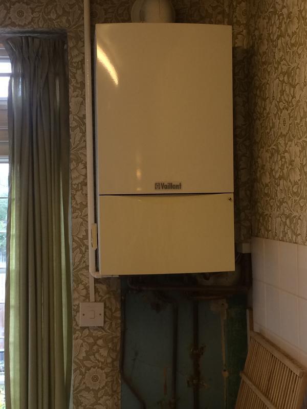 Image 42 - Old boiler