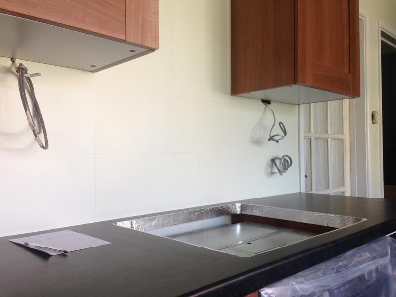 Image 42 - Before hob,oven installed in Stevenage