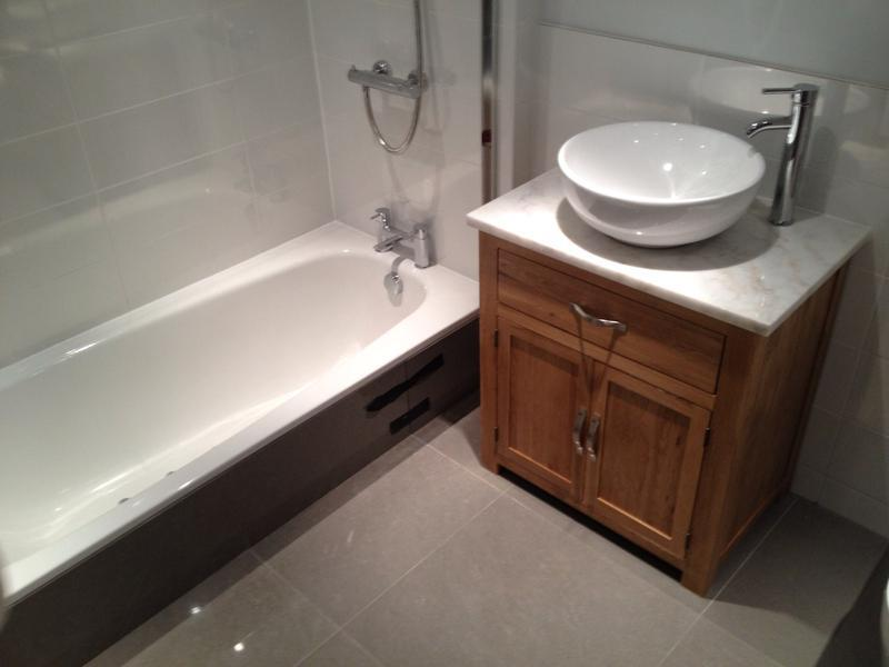 Image 5 - Just an example of what we can do for you:semi sunk jacuzzi bath