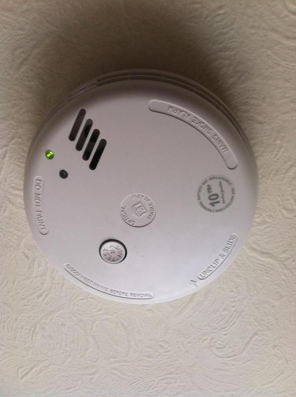 Image 8 - We can design and install a mains operated smoke alarm system in your home.