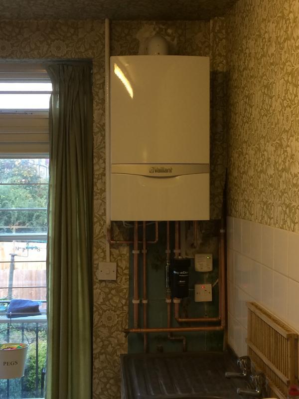 Image 43 - New boiler