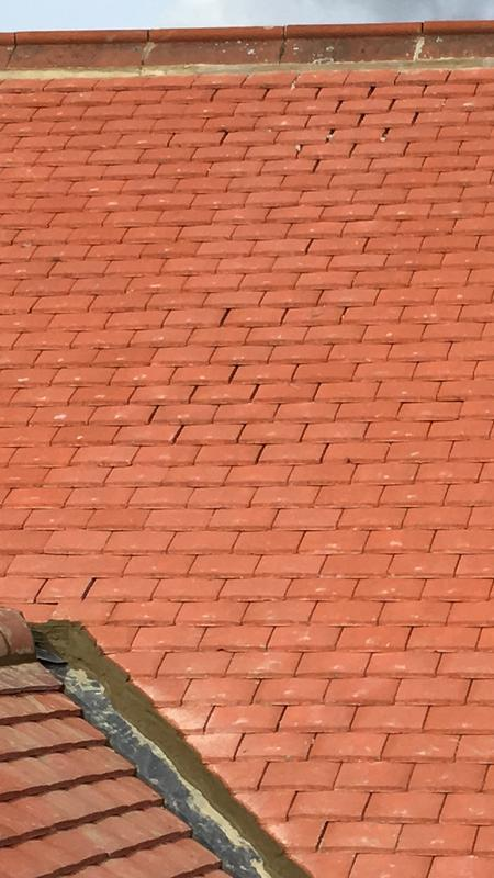 Image 7 - New tiles and lead valley Southchurch