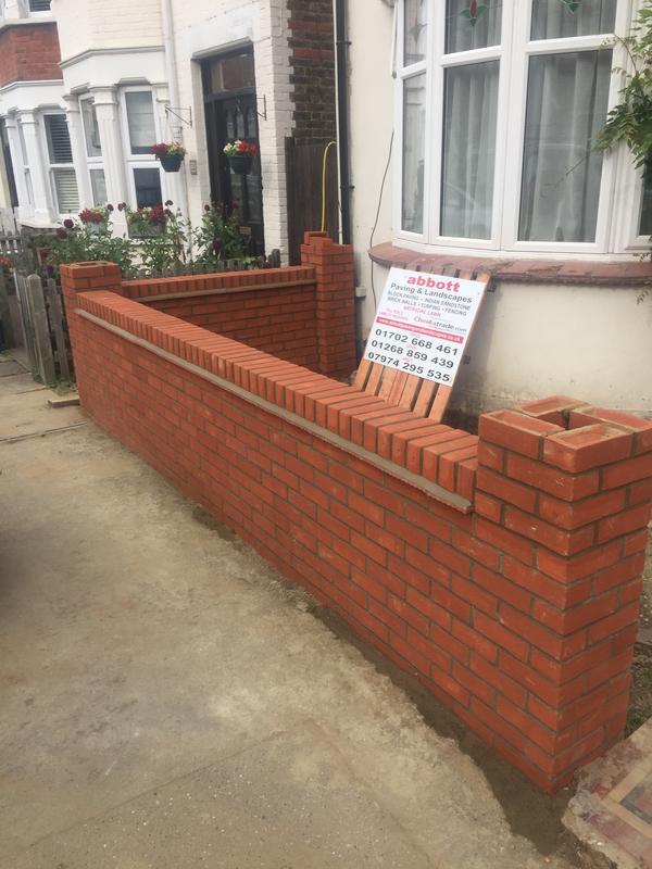 Image 2 - Red stock bricks
