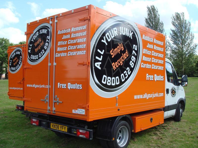 Image 3 - Junk Trucks