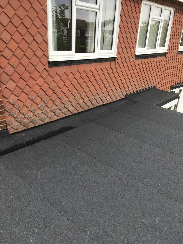 Image 8 - New felt roof Thorpe bay