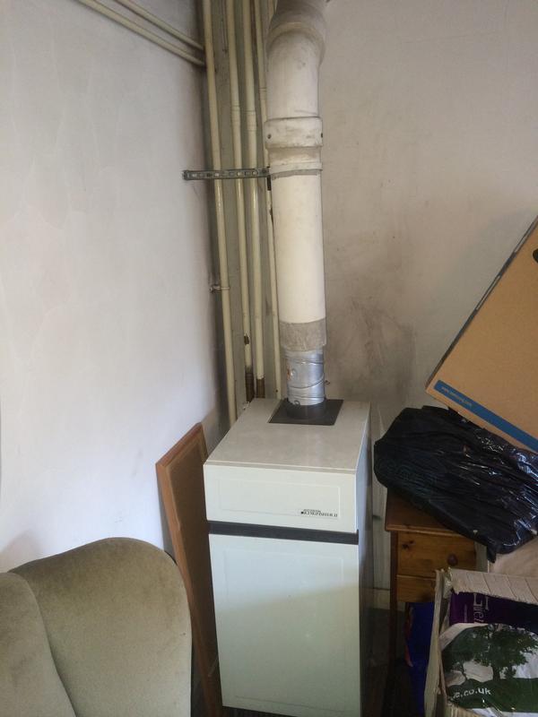 Image 45 - Old boiler