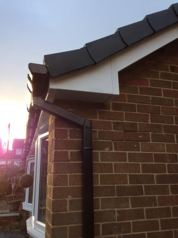 Image 7 - New maintenance free fascia and dry verge system