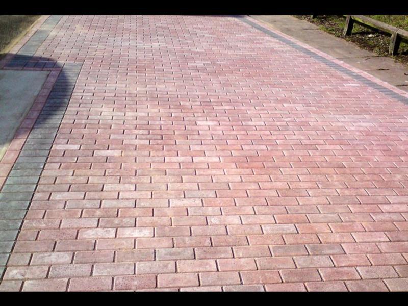Image 1 - block paving