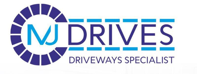 M&J Drives logo