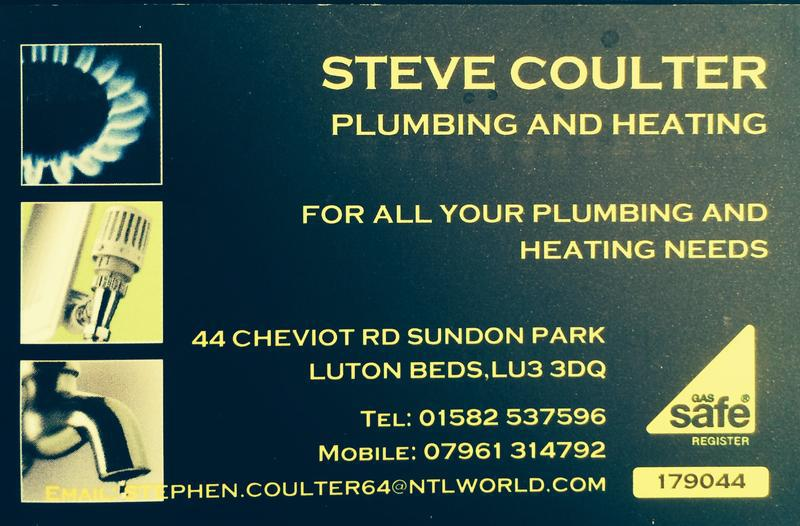 Steve Coulter Plumbing & Heating logo