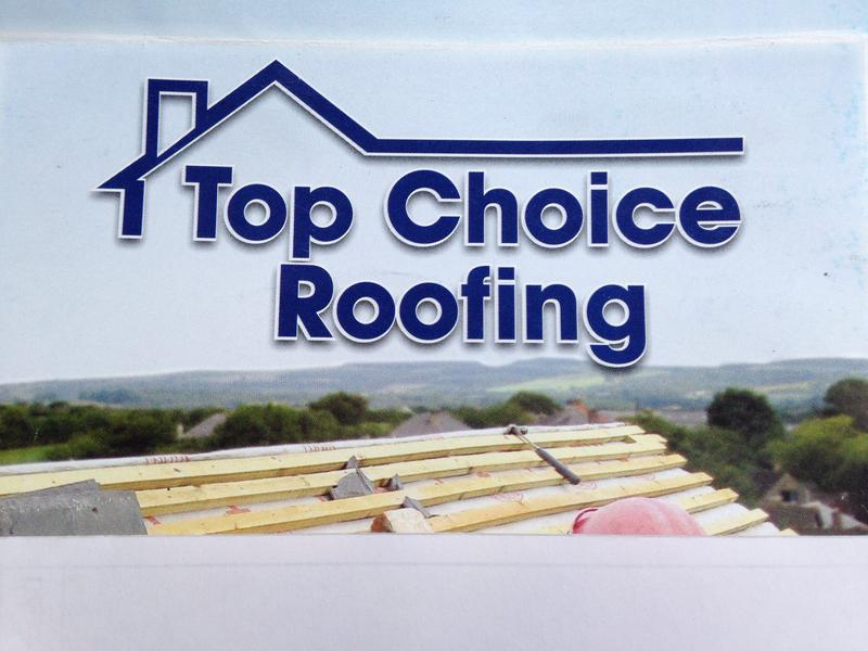 Top Choice Roofing logo