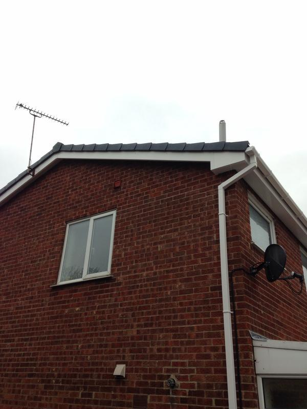 Image 37 - Gable end Spondon