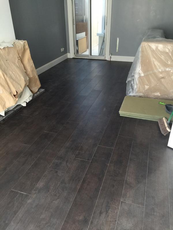 Image 5 - new wood laminate wood flooring - pic 1
