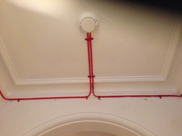 Image 90 - Fire alarm installed in Brighton