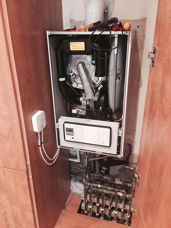 Image 25 - Nest Smart Thermostat installtion