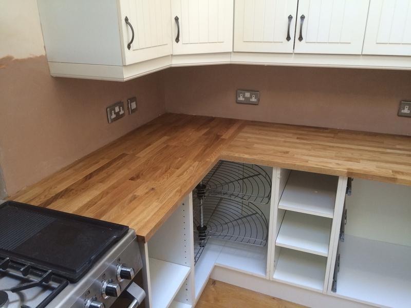 Image 8 - new oak worktops - pic 2