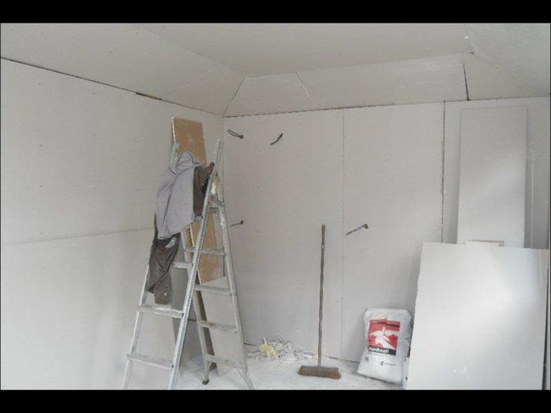 Image 24 - Start of Garden room Bar