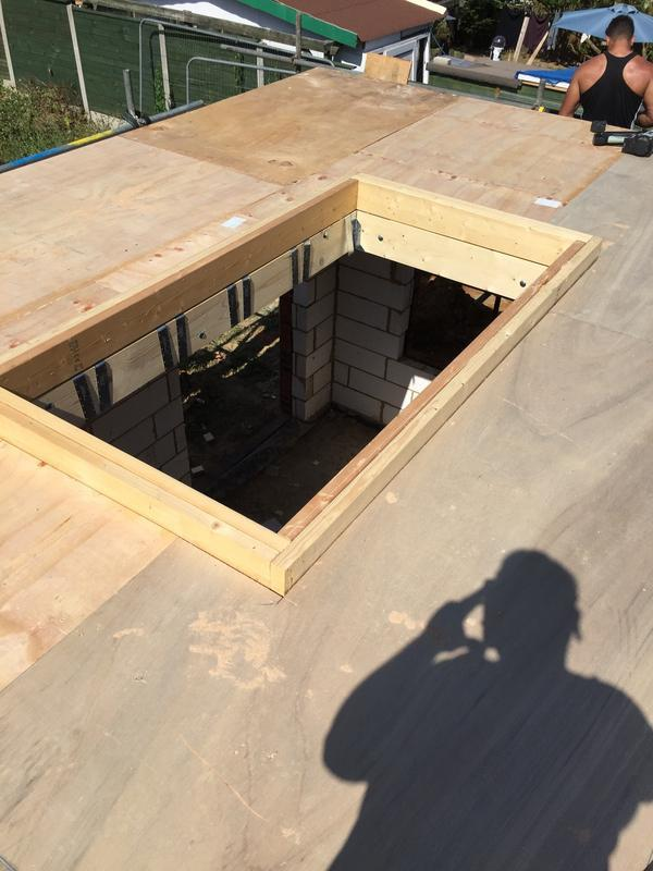 Image 21 - new flat roof - pic 4