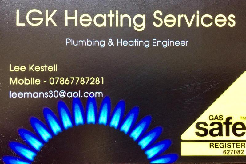 LGK Heating Services logo