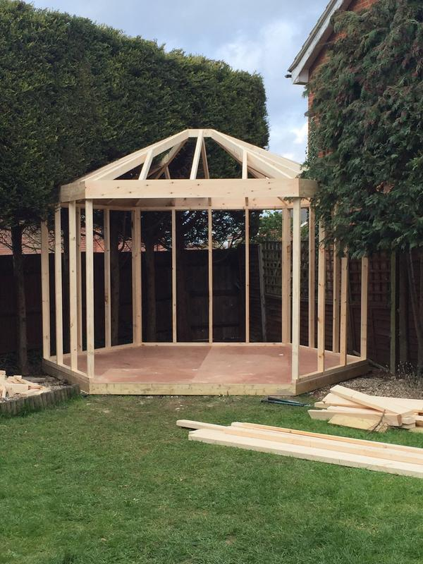 Image 13 - summer house build - pic 3