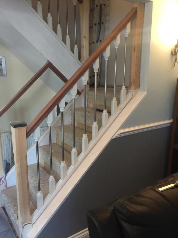 Image 42 - handrail & banister refurb - pic 3