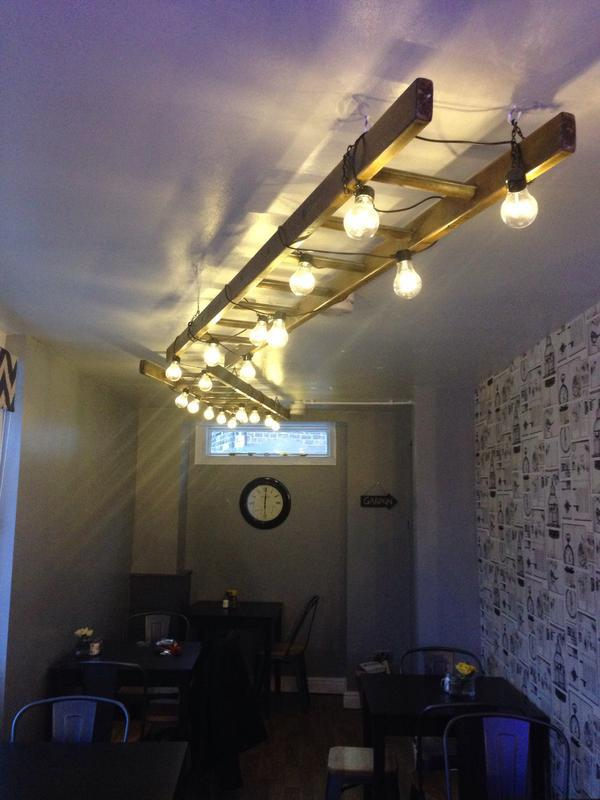 Image 16 - New bistro lighting